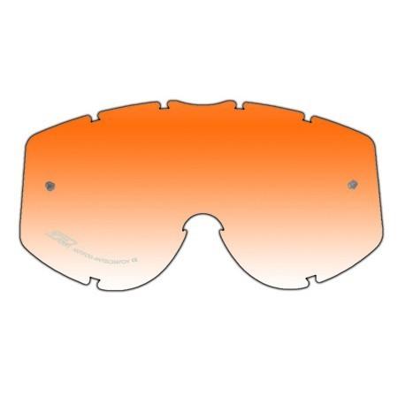 Ecran de rechange Orange pour Lunettes Progrip